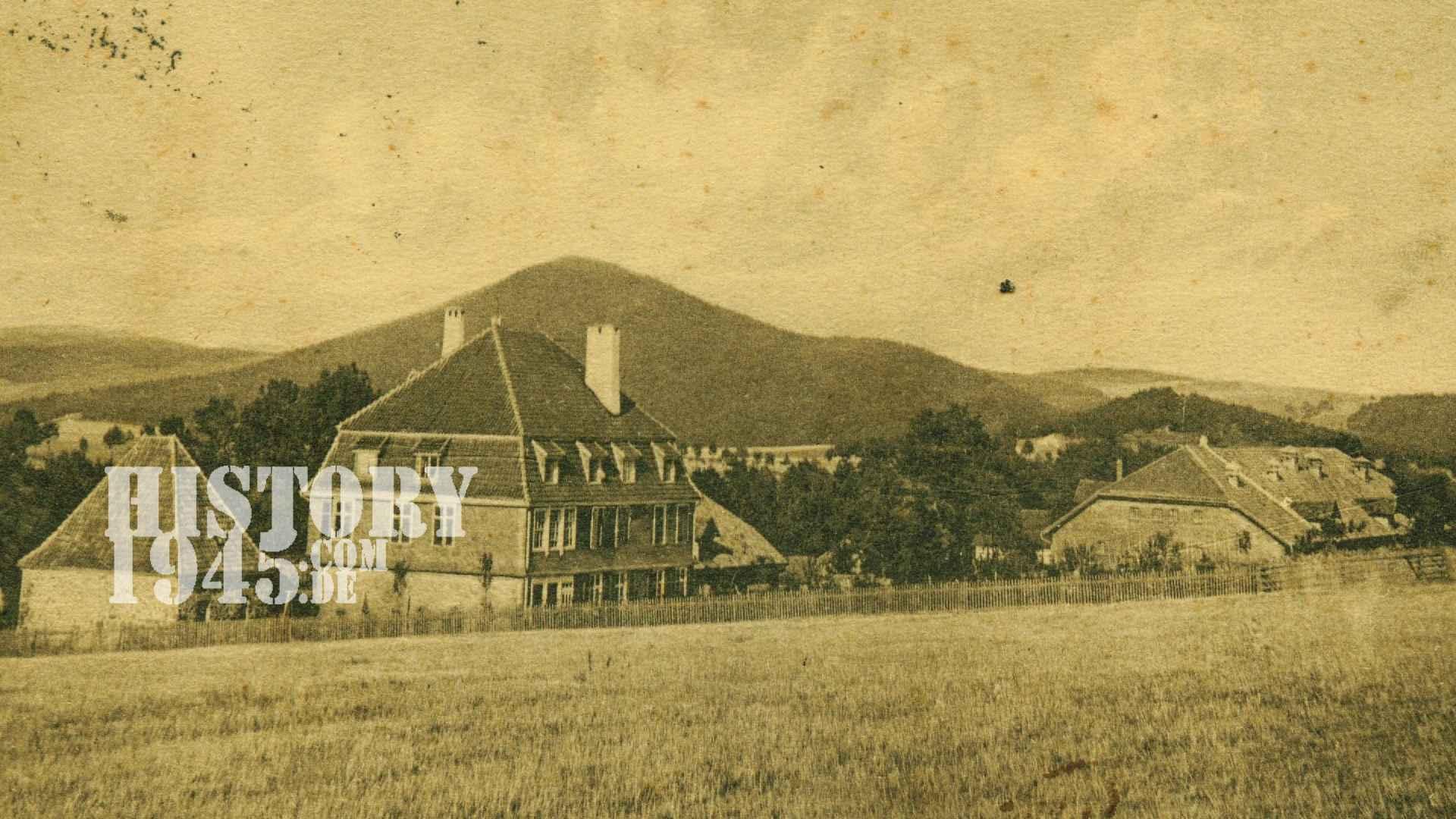 Der alte Gutshof in Hillershausen