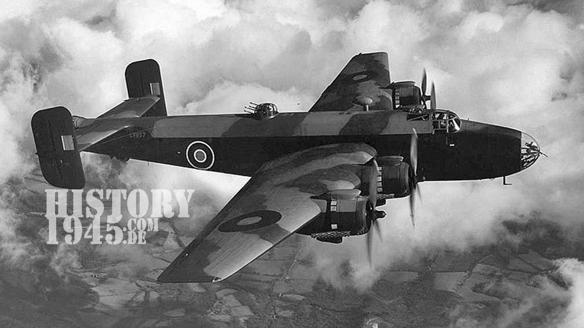 Halifax Mk3 Bomber