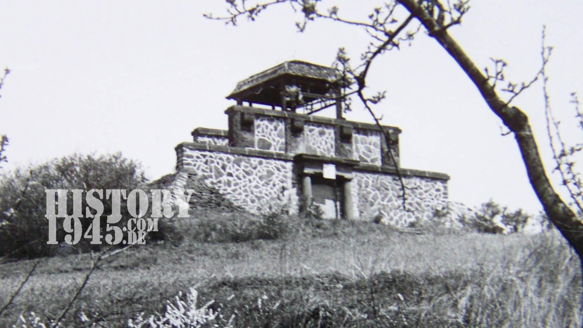 Hochbehälter in Sachsenberg