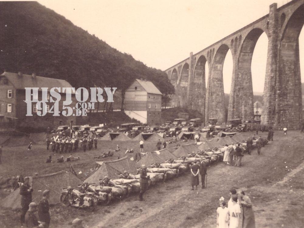 Willingen Viadukt Wehrmacht Präsentation